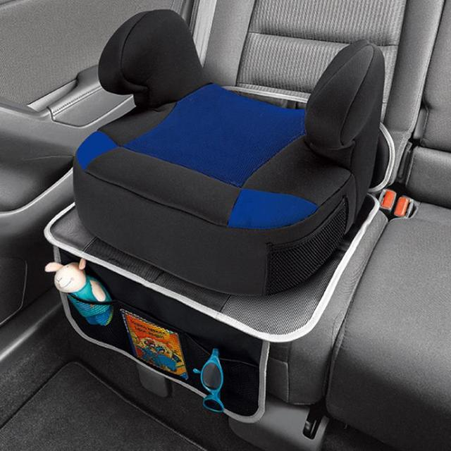 Us 11 99 30 Off Car Seat Protector Premium Car Seat Auto Cover Baby Infant Safety Expensive Leather Seat Kick Mat Coversseats Protector In