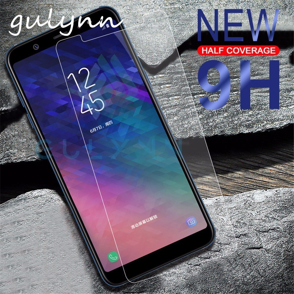 Tempered <font><b>Glass</b></font> For <font><b>Samsung</b></font> Galaxy J3 J7 A3 A5 A7 2017 2018 J <font><b>A</b></font> 4 6 <font><b>7</b></font> 8 Plus Pro Protection Screen Protector Protective Film 9H image