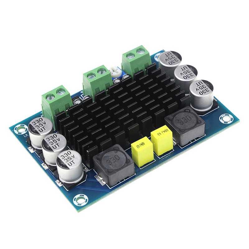 Dc 12V 24V 100 ワット Tpa3116 D2 ダモノラルチャンネルオーディオアンプボード