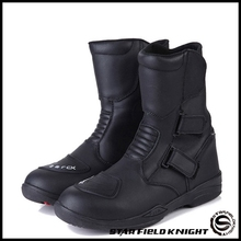 Arcx мотоботинки непромокаемые сапоги высокого качества кожаные ветрозащитные ботинки мужские рыцарские сапоги обувь для верховой езды 39 40 41 42 43 44 45