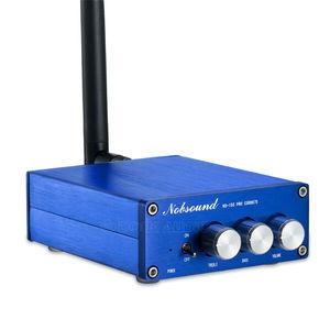 Image 2 - Nobsound CSR8675 Bluetooth 5.0 Digital Power Audio Amplifier Mini HiFi APTX HD 100W+100W