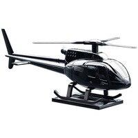 Auto Liefert Kreative Hubschrauber Flugzeug Dekoration High grade Metall Geschenk Solar Auto Parfüm Duft Auto Flugzeug Ornament-in Ornamente aus Kraftfahrzeuge und Motorräder bei