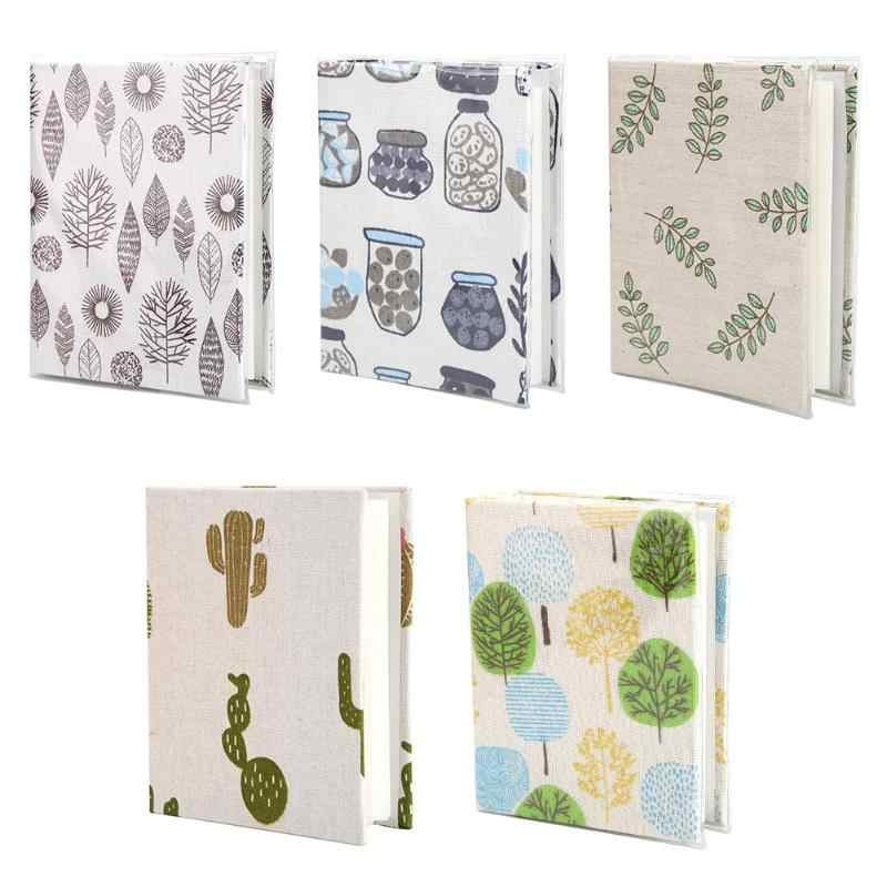 Photo Album 100/200 Sheets Insert Page 5/6 inch Instant Picture Storage Frame Children Lovers Wedding Memory DIY Book Gifts