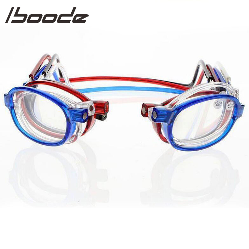 Men's Reading Glasses Responsible Iboode Blue Film Anti Blue Ray Glasses Ultra Light Toughness Reading Glass Unisex Tr90 Flexible Frame Presbyopic Lectura Glasses