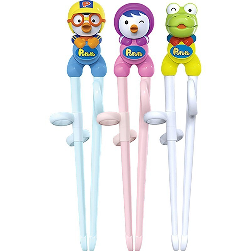 One pair Child chinese training <font><b>Chopsticks</b></font> Baby Dinner Study Auxiliary Practice <font><b>Chopsticks</b></font> Household Free shipping image