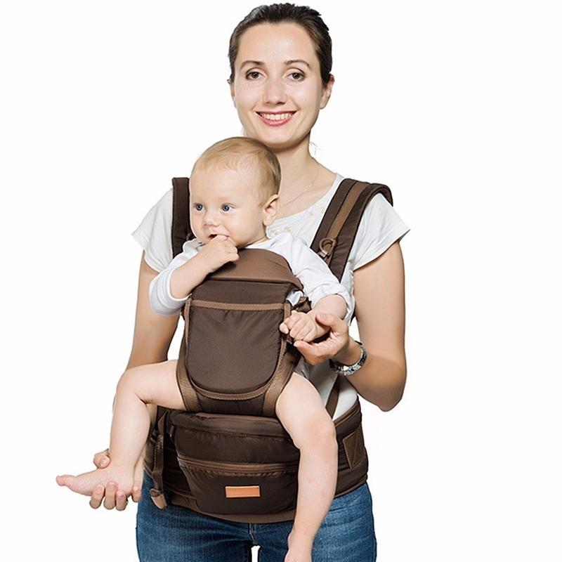 luxury 9 in 1 hipseat ergonomic baby carrier 360 mochila portabebe baby sling backpack Kangaroo for children baby wrap girl boy