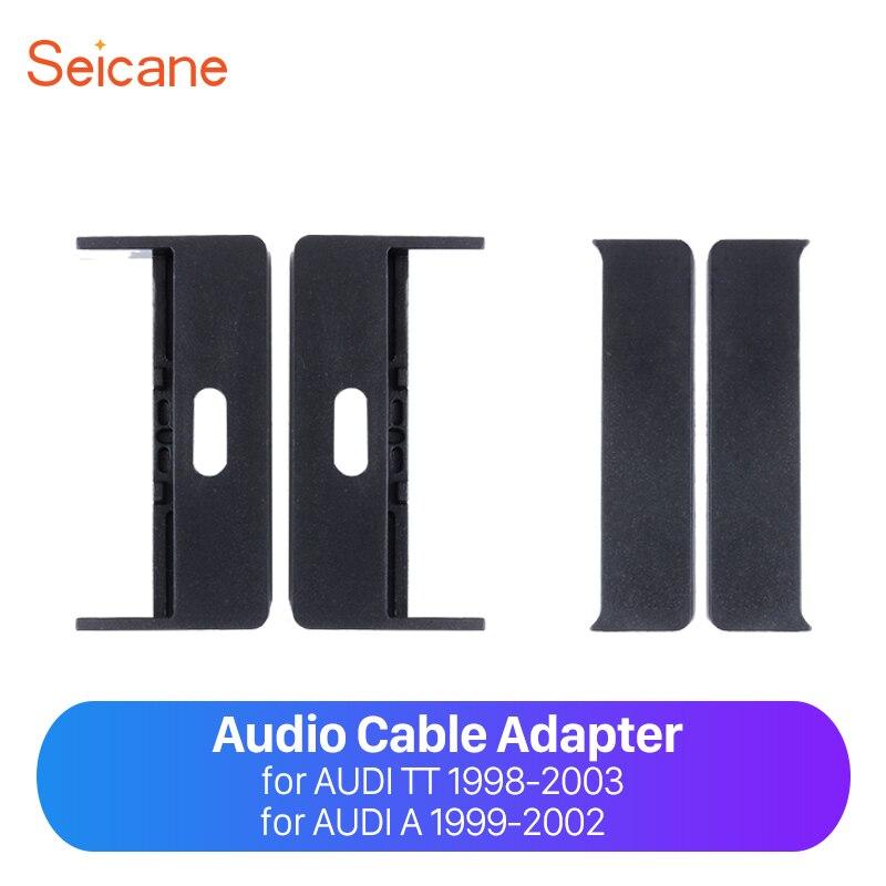 seicane car radio frame for 1998 1999 2000 2001 2002 2003. Black Bedroom Furniture Sets. Home Design Ideas
