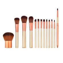 Hot 13pcs Makeup Brushes Set For Powder Foundation Eyeshadow Eyeliner Make Up Brush Cosmetics Beauty Tools professional slim 5pcs makup brushes set powder blush eyeshadow eyeliner face eyes brush make up cosmetics tools with box
