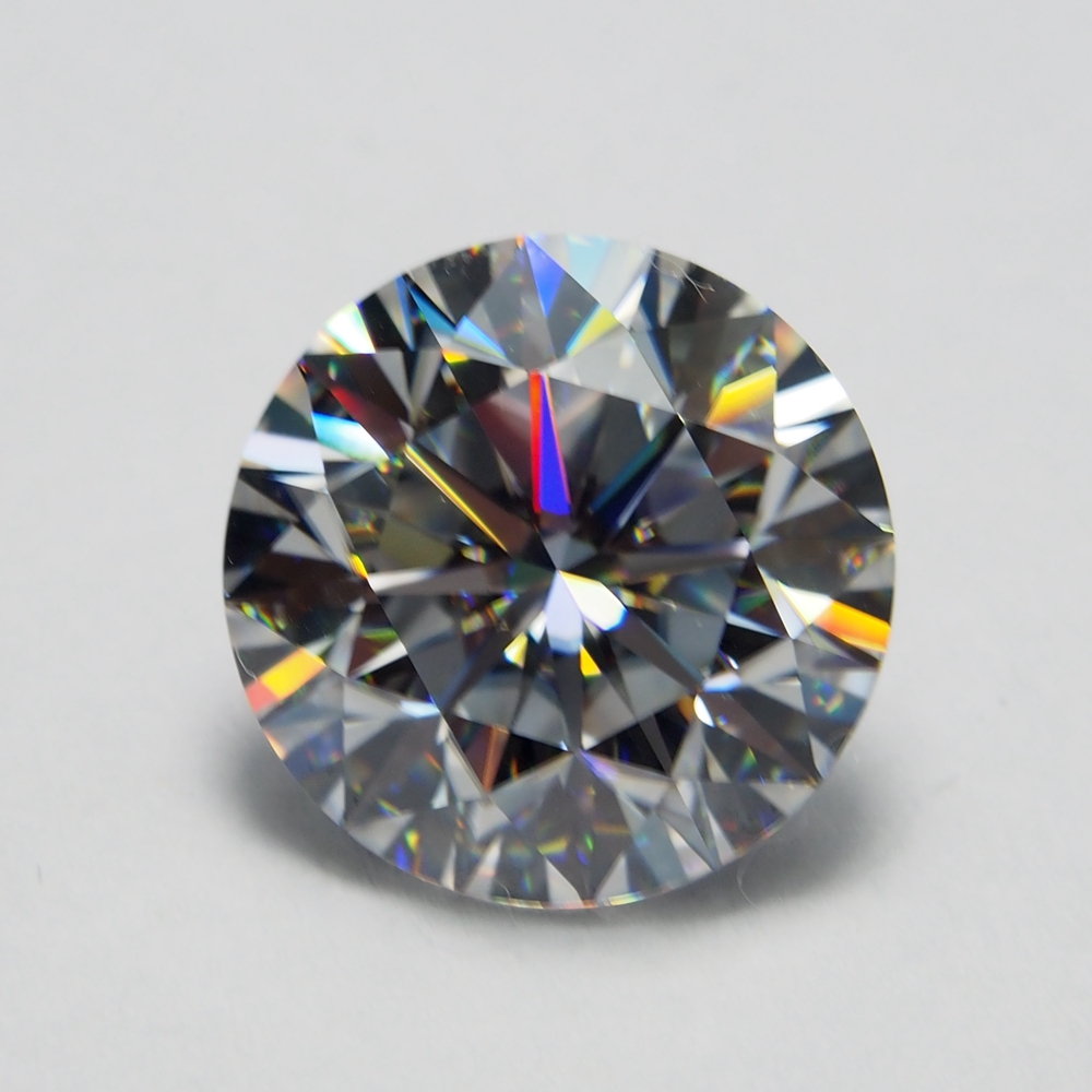 3.5mm DEF Heart and Arrows White Moissanite Stone Loose Moissanite Diamond 0.2 carat moissanite