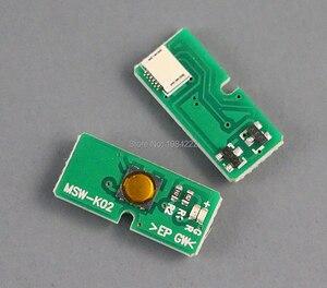 Image 1 - 15 pçs/lote para ps3 4000 modelo pech 4000 super magro botão de ligar/desligar placa interruptor MSW K02