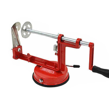 Stainless Steel 3 in 1 Apple Peeler Fruit Slicing Machine Peeled Tool for Creative Home Kitchen