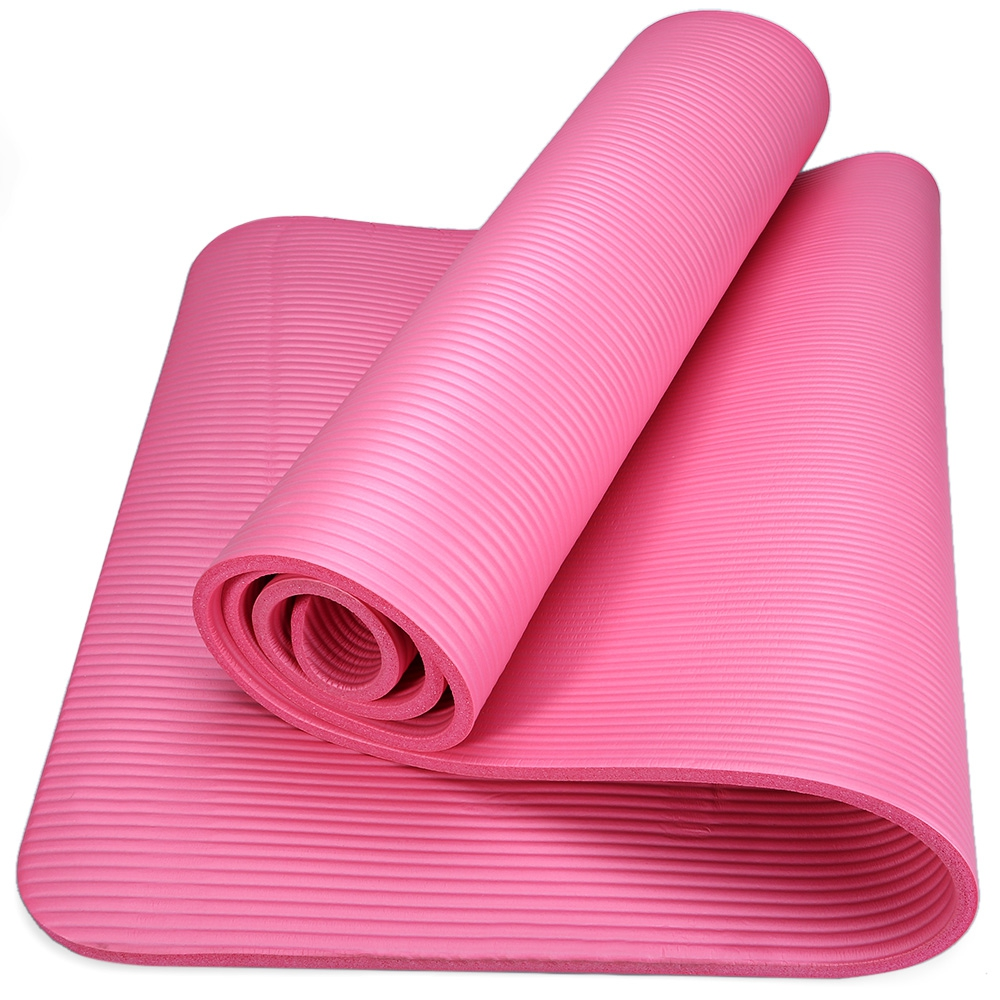 183 x 61 x 1cm NBR Multifunction Anti-skid Yoga Mat Nonslip Gym Pilate
