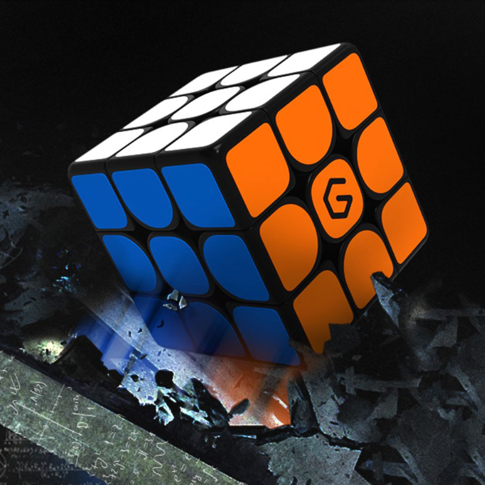 Mijia Giiker i3s AI Super Cube Intelligent magique magnétique bluetooth APP Sync Puzzle jouets pour enfants cadeau jouets pour adultes