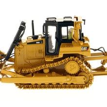 Литые под давлением игрушки модель DM 1:50 Масштаб гусеница CAT D6R гусеничный бульдозер Инженерная машина транспорт 85910C коллекция, украшения