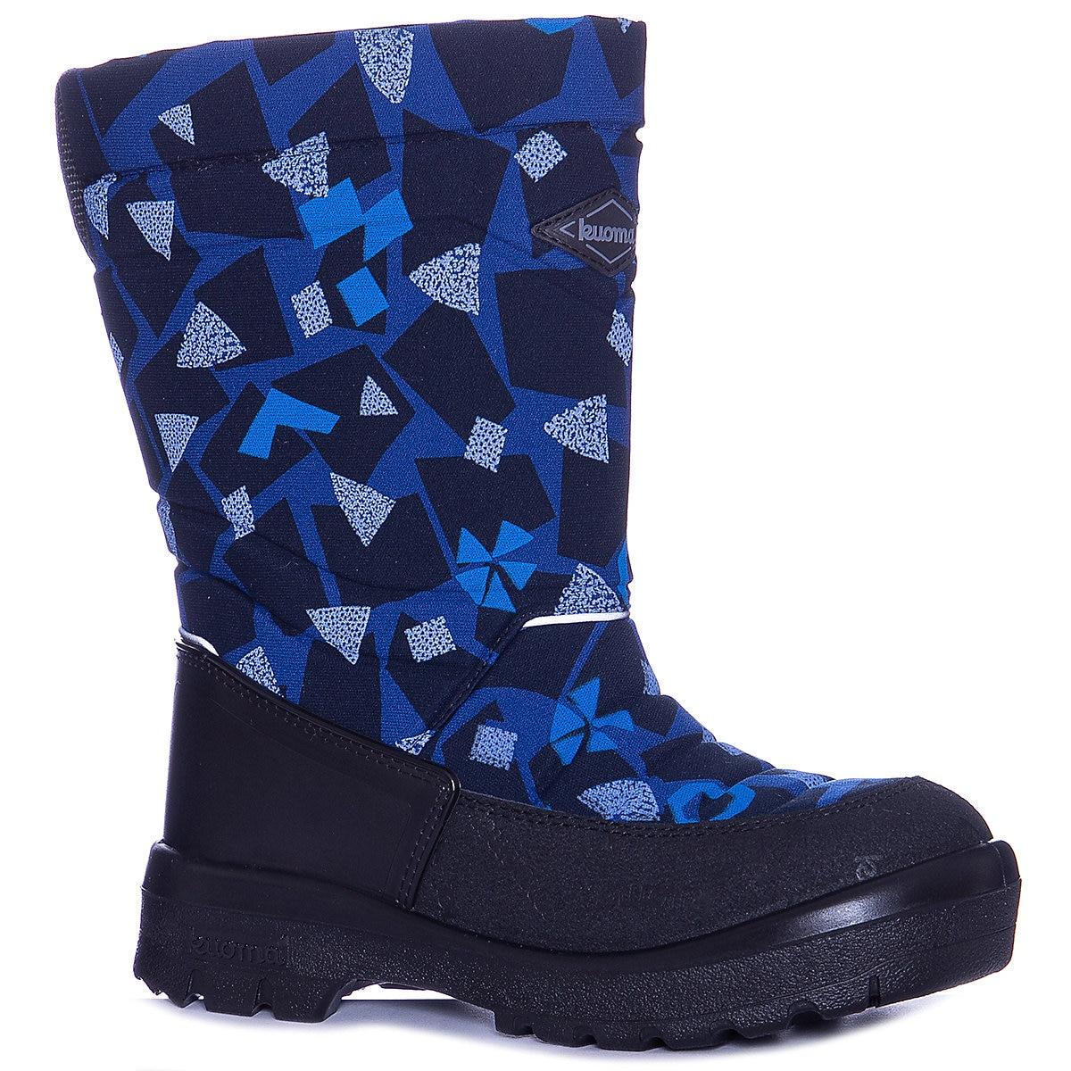 Boots KUOMA for boys 9491177 Valenki Uggi Winter shoes Children Kids MTpromo reima boots 8624989 for boys winter boy children shoes