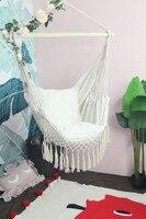Variable tassel hanging chair chair hammock swing bedroom furniture camping hammock hanging chair swing