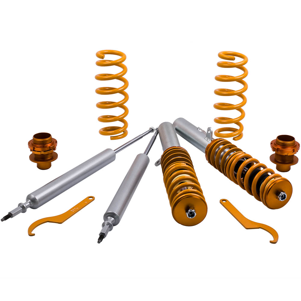 For BMW 3 Series E90 E91 E92 Saloon/Coupe Height Adjustable Street Coilovers Lowering Suspension Kit Skock Absorber sale