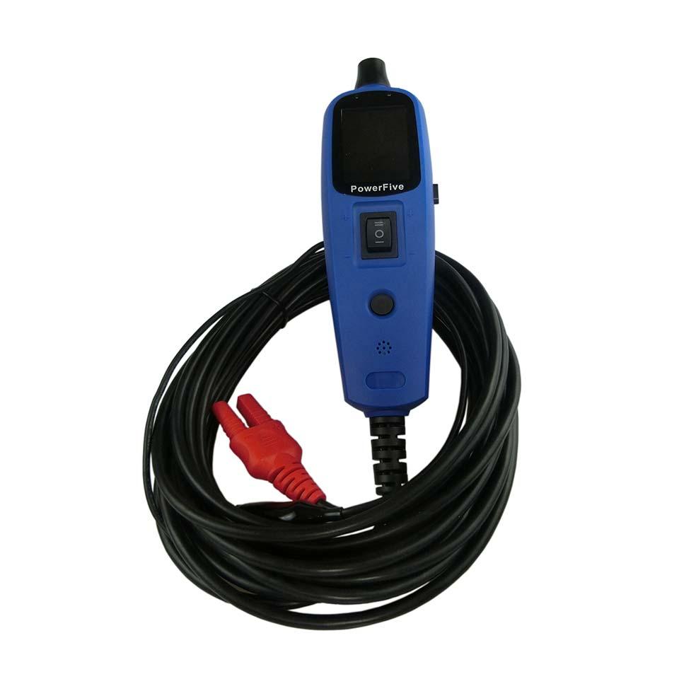 Vgate PT150 тестер мощности электронный датчик цепи диагностический инструмент Pt150 Электрический анализатор транспортного средства инструмент