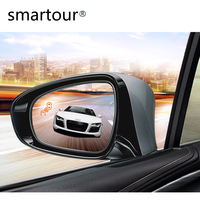 Smartour car BSM BSD microwave radar blind spot monitoring reversing detection sensor parallel line aid for Lexus RX EX LX GX