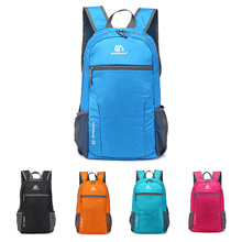 25L Ultralight Packable Backpack Water Resistant Foldable Outdoor Sport Camping Hiking Cycling Handy Travel Daypack Bag 2019