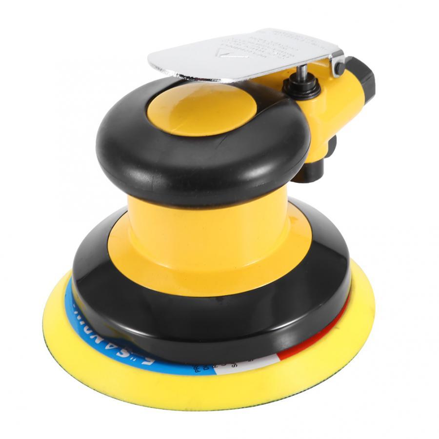 5 дюймовый 10000 об/мин шлифовальный инструмент ручной воздушный шлифовальный станок пневматический Профессиональный Полировальный Инструмент|Полировщики|   | АлиЭкспресс