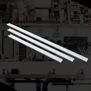 Image 2 - NE 800 /1000 /1220mm T 트랙 T 슬롯 스케일 바 테이블 톱 목공 워크 벤치 도구 알루미늄 합금 트랙 지그 픽스쳐 T 슬롯