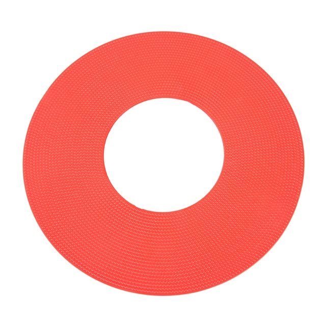 Soccer Space Marker Disc Durable Football Soccer Rugby Sport Speed Training Disc Cone Sports Ground Space Marker