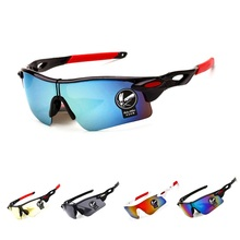 UV400 Cycling Glasses Colorful Men Women Sport Cycling