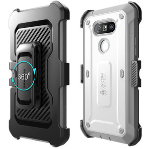 Image 5 - SUPCASE For LG G5 Case 5.3 inch UB Pro Full Body Rugged Holster Clip Protective Phone Case Cover with Built in Screen Protector