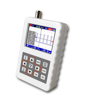 DANIU ADS2050H Handheld Oscilloscope High Precision 5MHz Bandwidth 20M Sampling Rate 2.4 Inch LCD Screen One Key Auto New