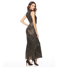 MUXU woman fashion black sequin dress sexy vestido party jurken glitter kleider robe femme long dresses sukienka clothes