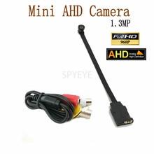 SPYEYE Гибкая Micro Ahd Камера 960 P 1,8 мм объектив 140 градусов/AHD/TVI/CVI/CVBS 4 в 1 UTC мини Широкий формат Ahd Micro Камера модуль