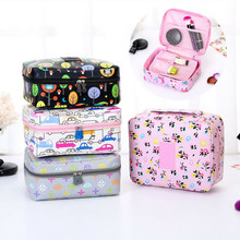 Baggage Travel Organizer Bags Waterproof Project Oxford Packing Clothes Accessories