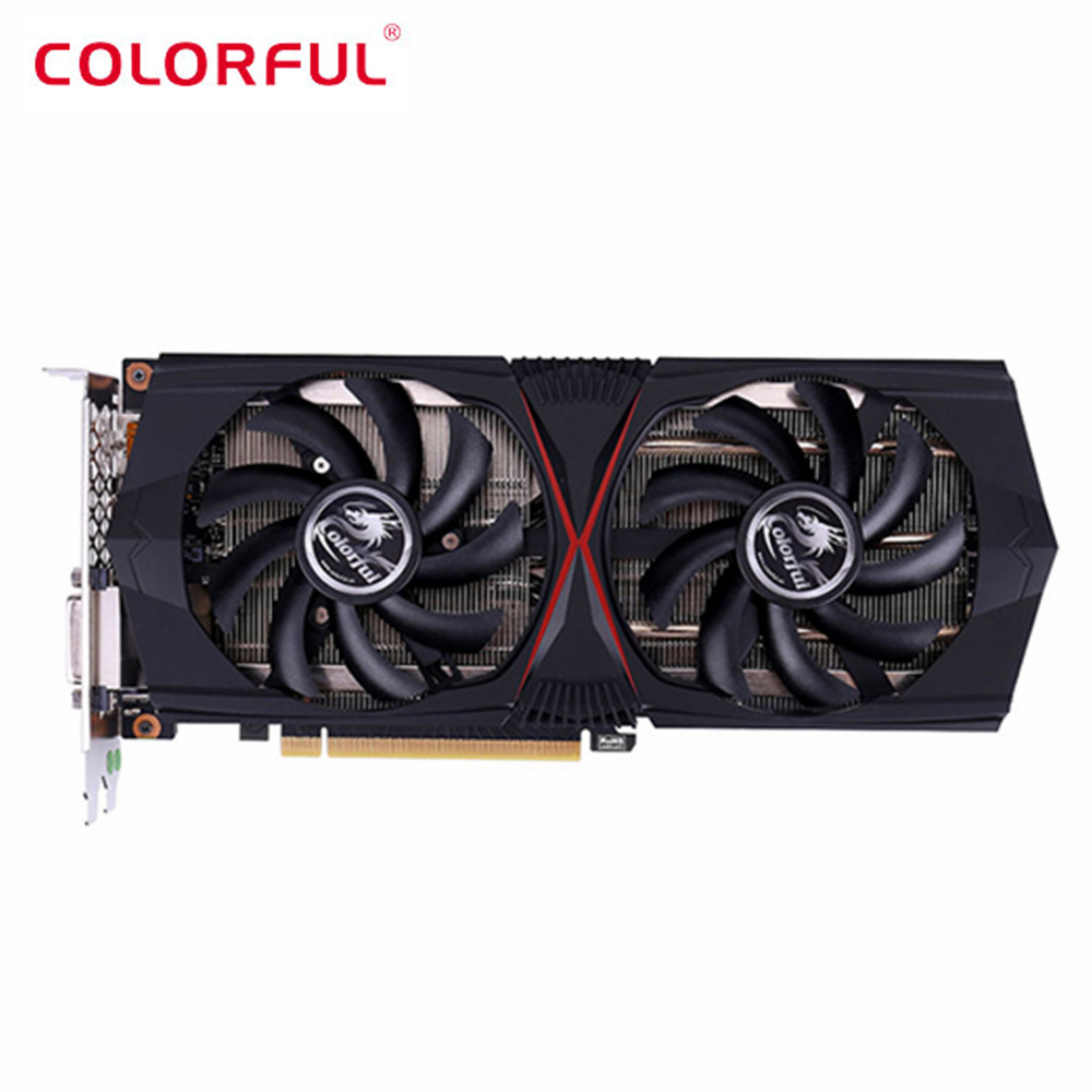 Colorful Fan Graphics-Card Rtx 2070 Nvidia Geforce 8G Double-90mm Speed-Control Load