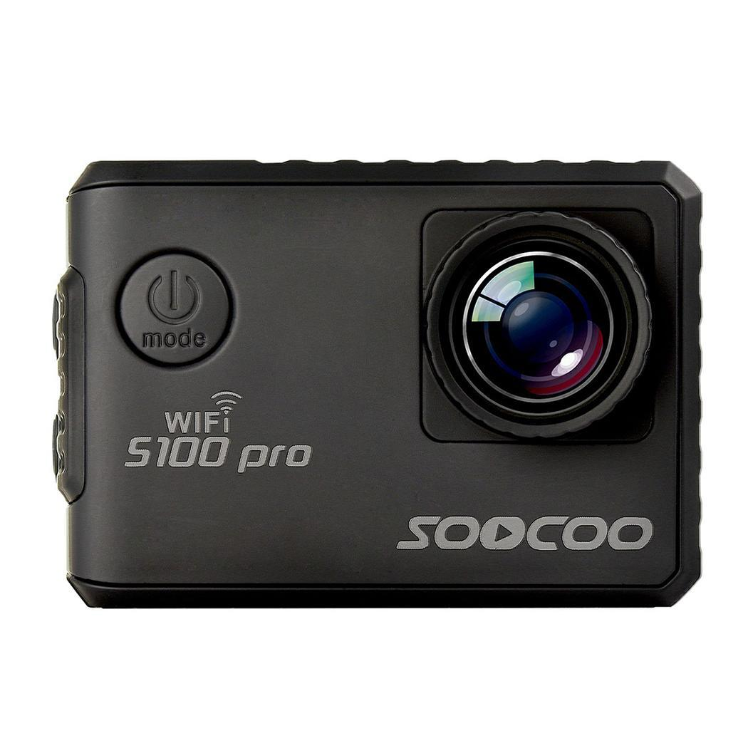 SOOCOO Action Camera S100 Pro Ultra 4K 24FPS Wifi Touch Screen 30M Waterproof DV Built In Gyro Mini Cameras Diving Outdoor