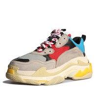 Модная брендовая женская повседневная обувь из замшевой кожи, обувь на платформе, женские кроссовки, женские белые обувь инструкторов femme, в
