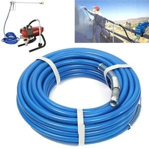Image 2 - 10/13/15m צינור ריסוס ומחניק צינור 5000PSI גבוהה לחץ צינור ומחניק מרסס צבע ומחניק צינור עבור מרסס G בלתי מרסס מים