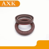 2018 Hot Sale New Ring Gasket Ring Hts Axk 10pcs Fluorine Fluororubber Skeleton Oil Seal 45*68/70/72/75/78/80/85/90/100*8/10/12