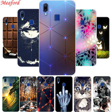 6.22 Cover For VIVO Y95 Y91 Case Soft TPU Silicone Case For VIVO Y91 Y95 Case Coque Y 95 Y 91 Funda VIVOY95 VIVOY95 Back Cover vivo y91 case cover for vivo y91 magnetic finger ring phone case shell bumper protective hard pc armor case for vivo y91 y95