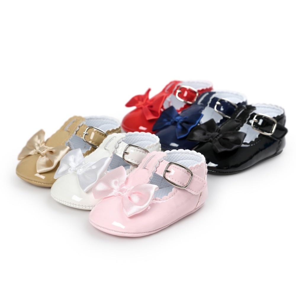 PU lederen baby schoenen meisje jongen pasgeboren schoenen zachte infantil bebe sneakers schoenen voor baby eerste wandelaar CX43C