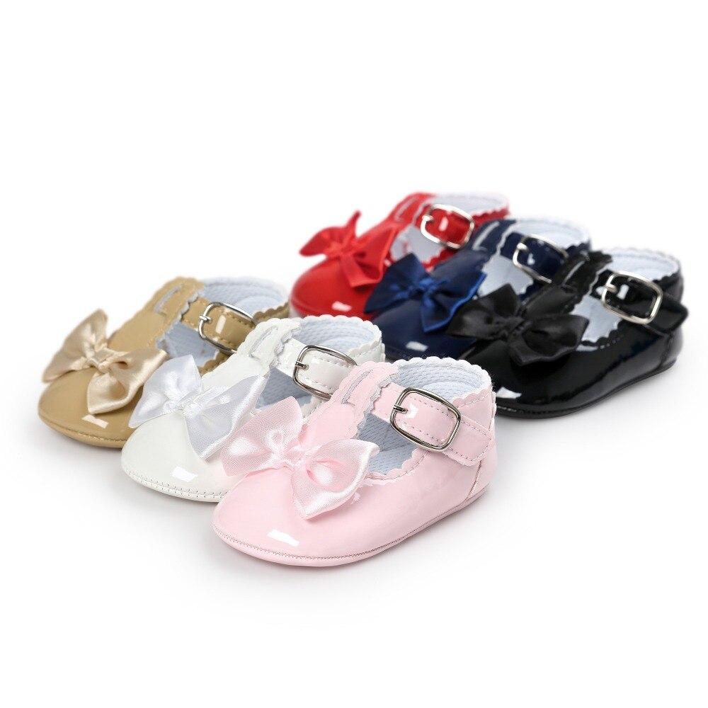 PU Leder Babyschuhe Mädchen Jungen Neugeborenen Schuhe Weiche Infantil Bebe Sneakers Schuhe für Baby Erste Wanderer CX43C