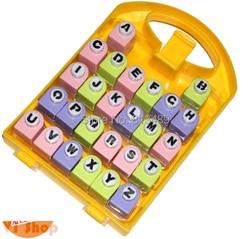 Scrapbook alphabet Punch 26 Letters Punches Set Birthday Gift Paper Punch Sets Children DIY Toy Shaper Craft Scrapbook