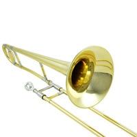 Genuine JAZZOR Tenor Trombone Bb Musical music Instruments Professional Jztb 310 Musical Instruments Trombon trompa
