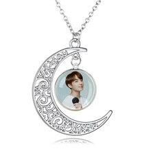 Армия бомба ожерелье Kpop Ожерелье для шеи K-pop мальчиков Аксессуары для фанатов Bigbang альбом любовь себя