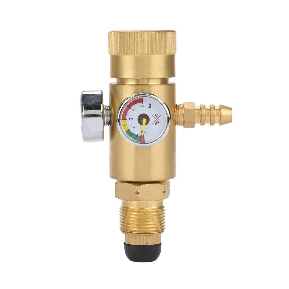 Messung Und Analyse Instrumente 0,25-4mpa Propan Gas Druck Minderer Luftstrom Manometer Meter Druck Regler Propan Meter Professionelle Mini Neue Werkzeuge