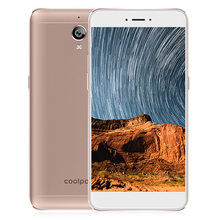 Coolpad E2C 4G Smartphone 5.0 Inch Quad Core 1GB RAM 16GB ROM Android 7.1 Multi Languages Triple Cameras Bluetooth4.0 Cellphone
