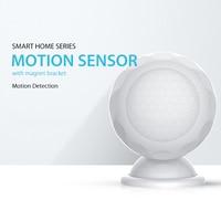 WIFI PIR Motion Sensor Detector Smart Home Automation Alarm System Alarm High Quality