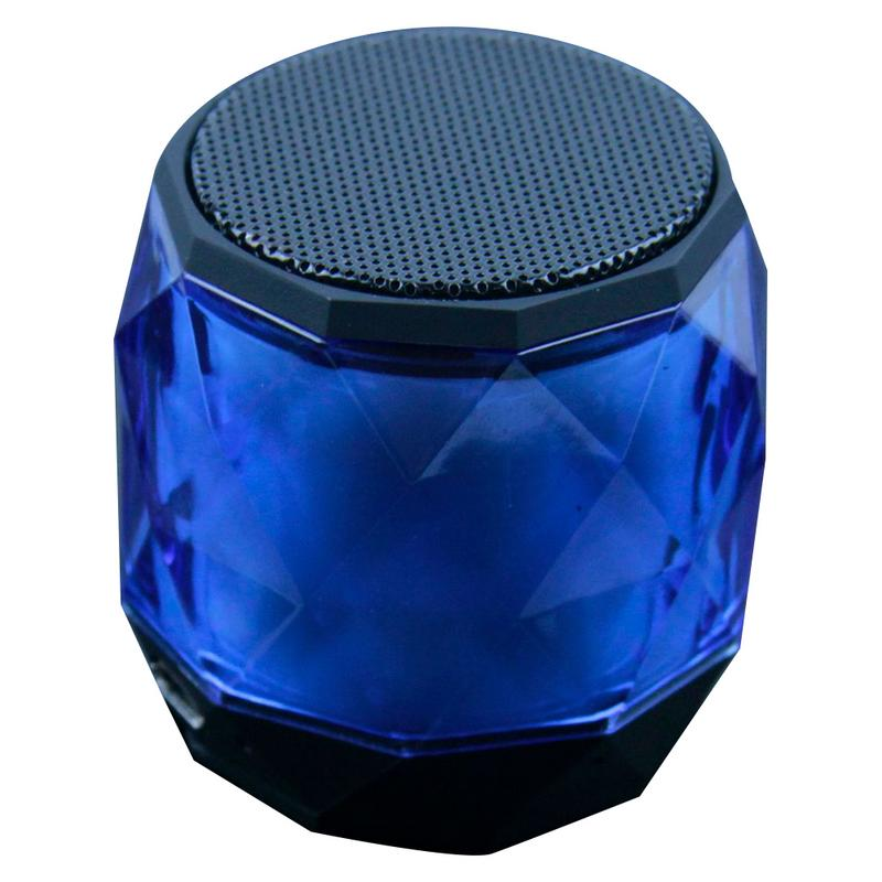 Image 3 - Portable Speaker Wireless Mini Bluetooth Player Small Diamond Shape Subwoofer Stereo Hd Sounds Music Surrounding Devices Home-in Portable Speakers from Consumer Electronics