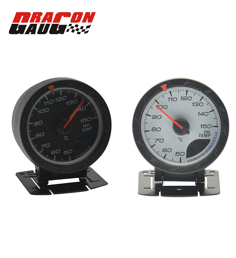 Auto Engine Gauges : Dragon gauge mm car engine oil temperature meter