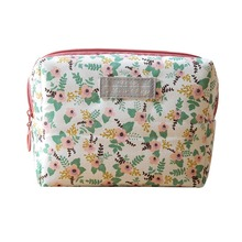 Floral Printing Makeup Bags With Multicolor Pattern Cute Cos